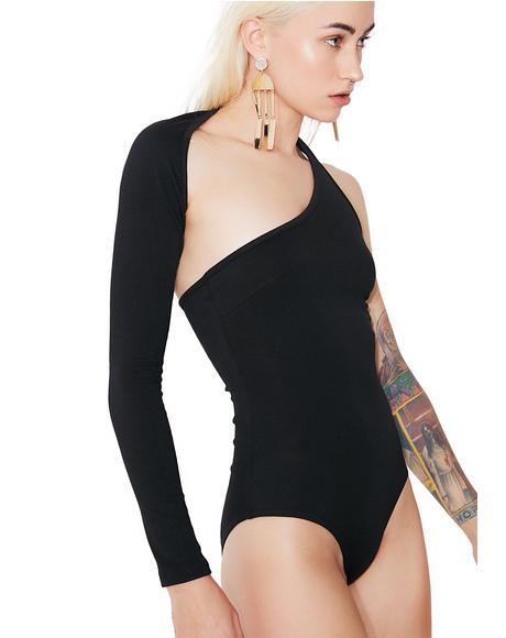 Beetlejuice Bodysuit