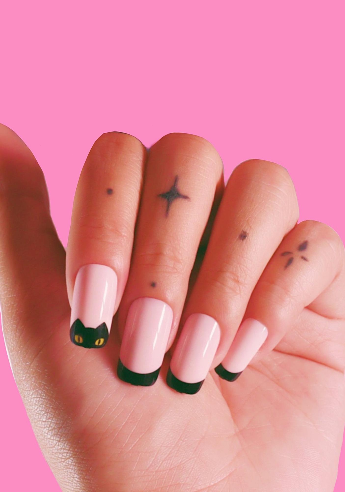 Clutch Nails Feline Fine Press On Nails