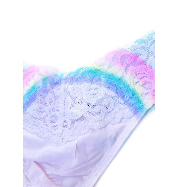 Private Arts Rainbow Shimmer Undie