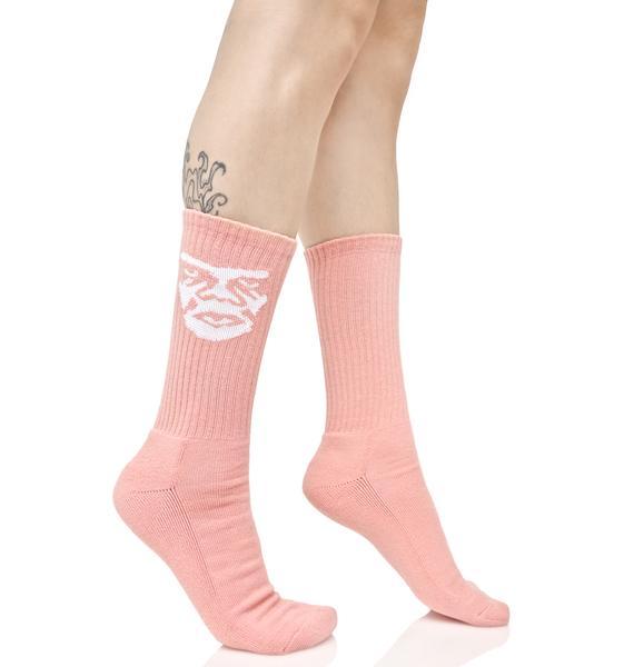 Obey Creeper Socks