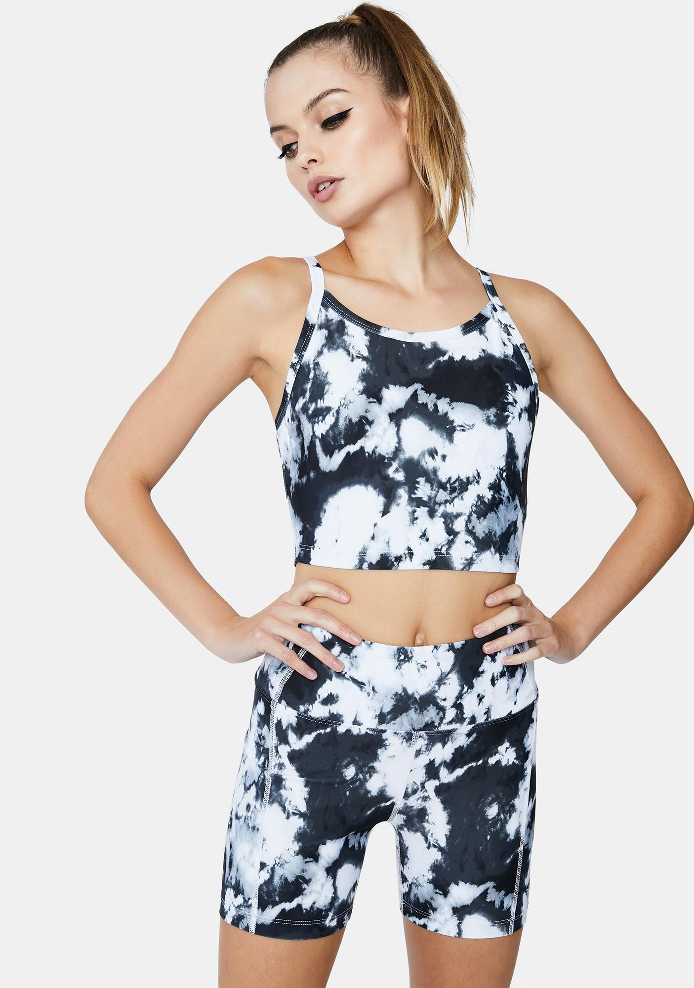 Year Of Ours Cindy Tie Dye Tank Top