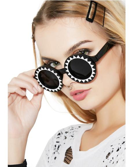 Black Hole Sunglasses