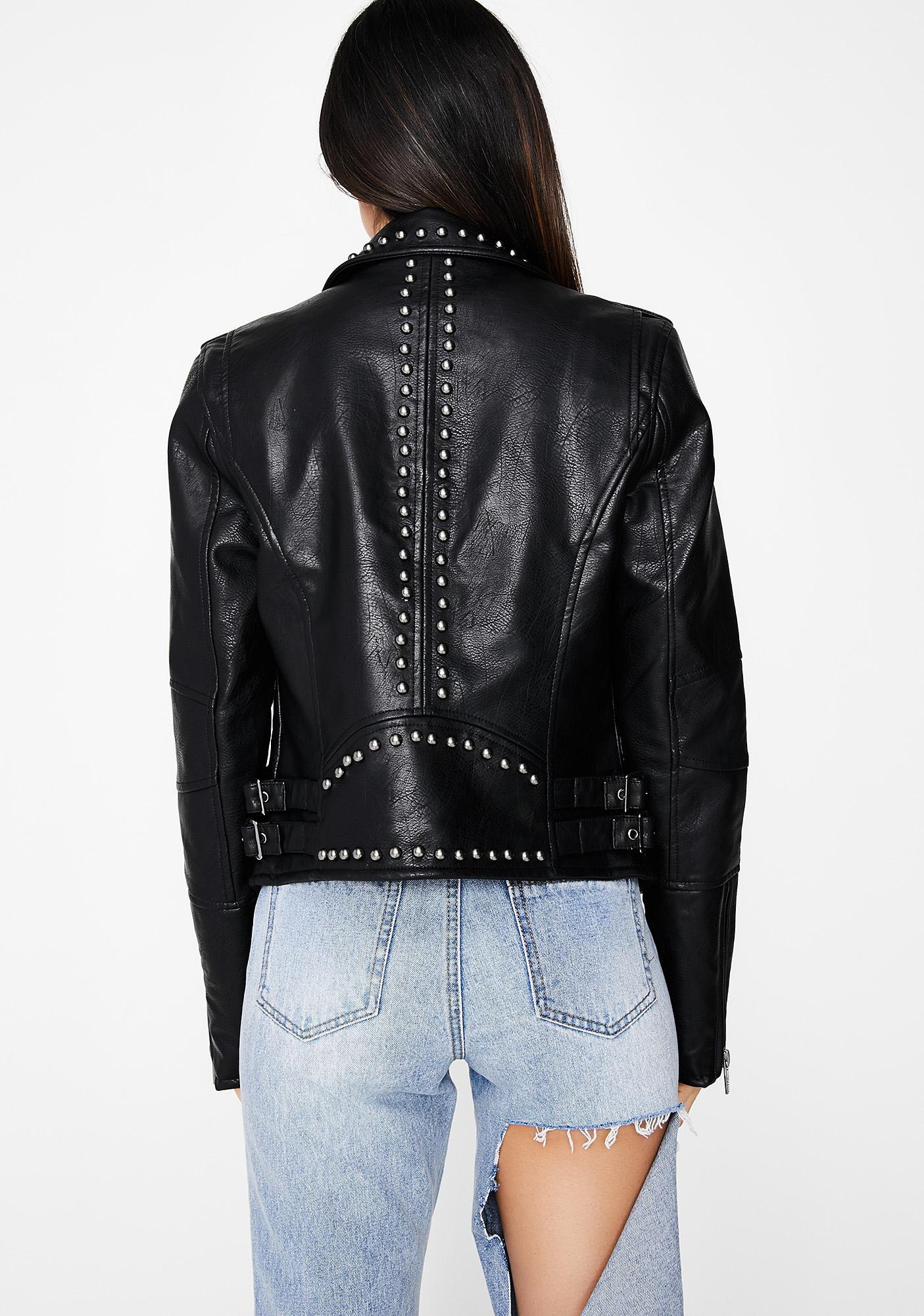 Night Ryda Moto Jacket