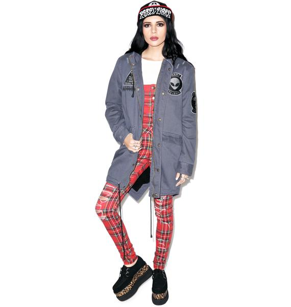 Disturbia Special Operations Parka