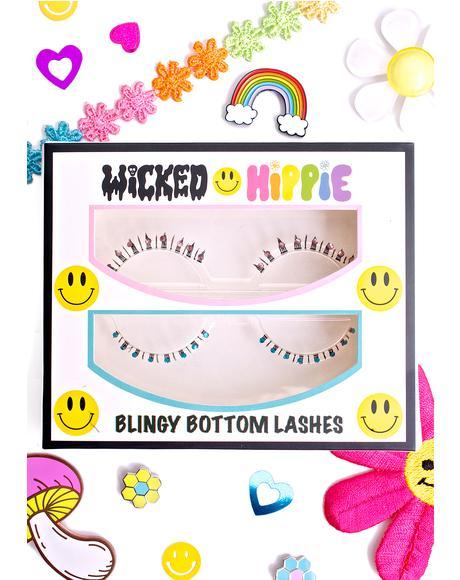Blingy Bottom Lashes