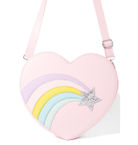Sugar Thrillz Rainbow Pop Backpack