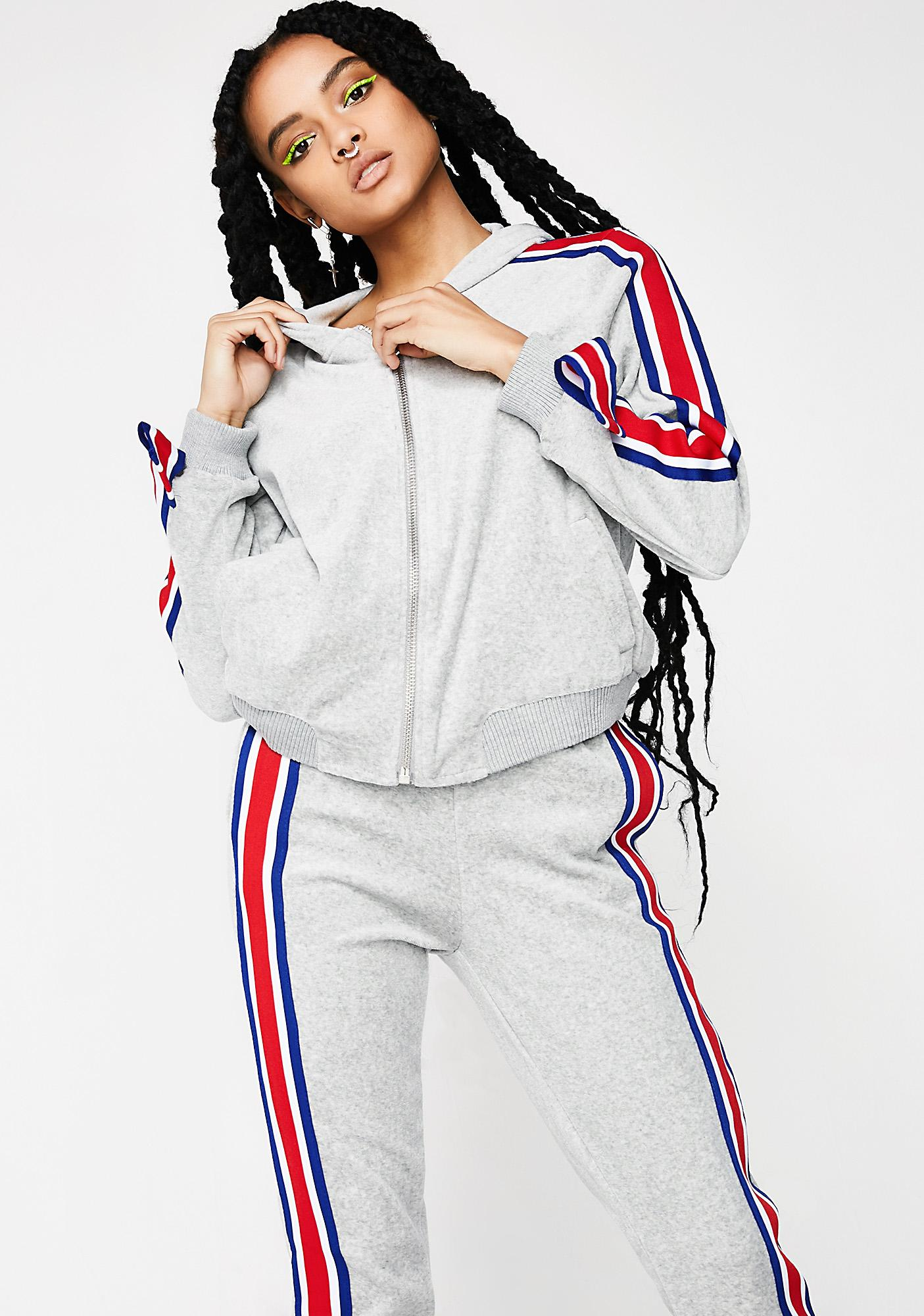 Contact High Track Suit