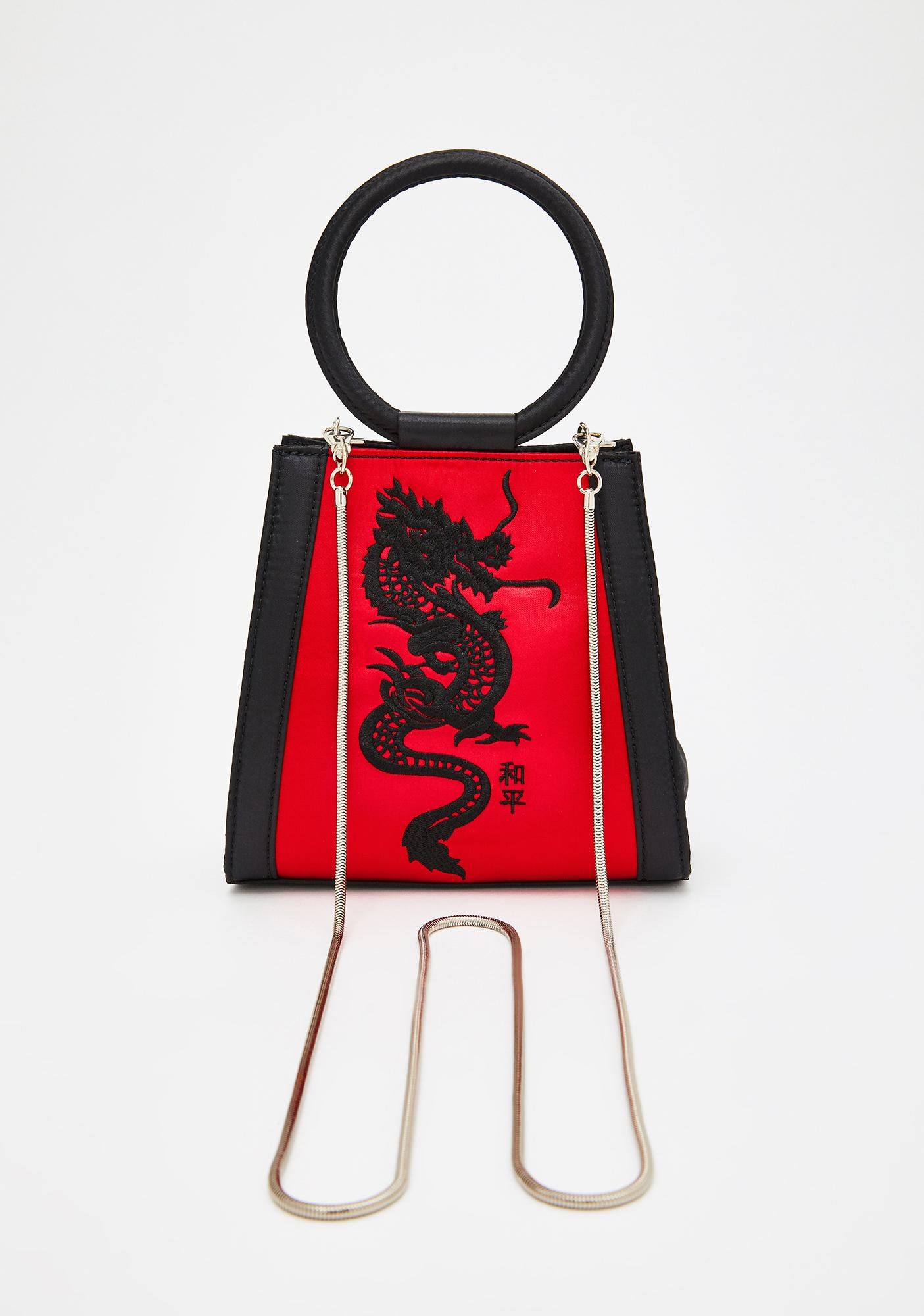 dELiA*s by Dolls Kill Legend Has It Crossbody Bag