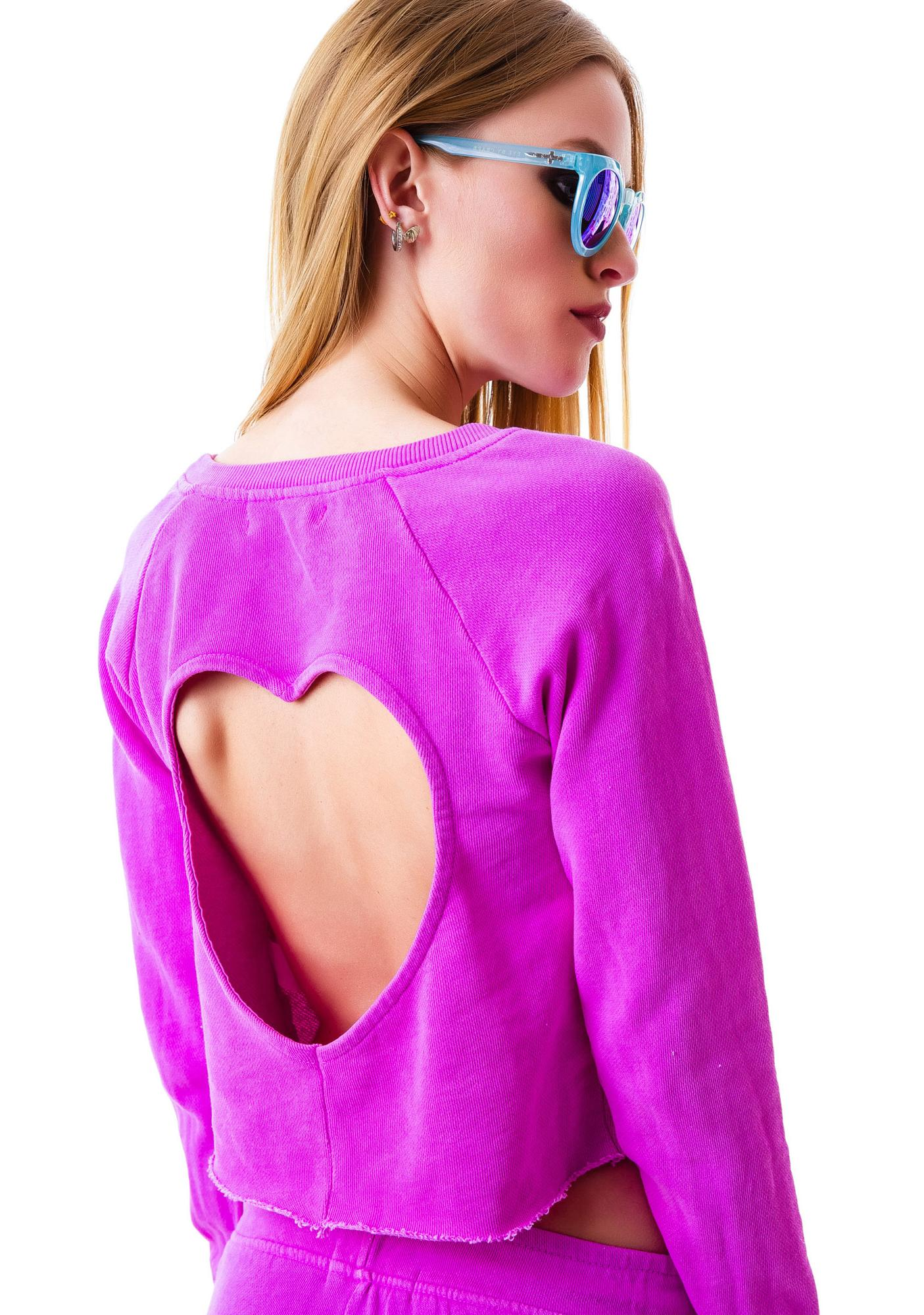 Heart Attack Cut Out Top