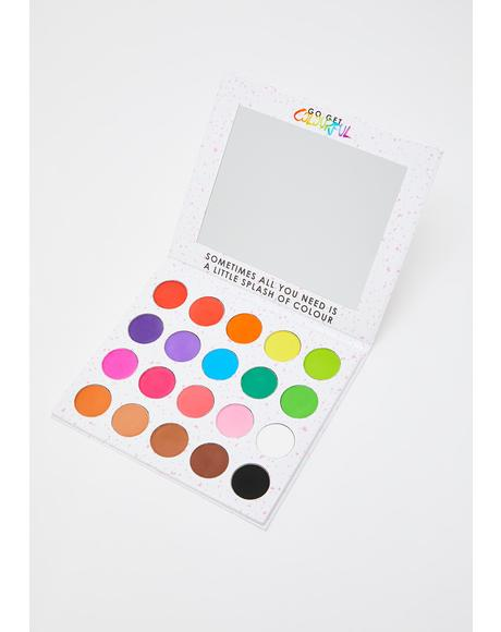Go Get Colourful Face N' Body Palette