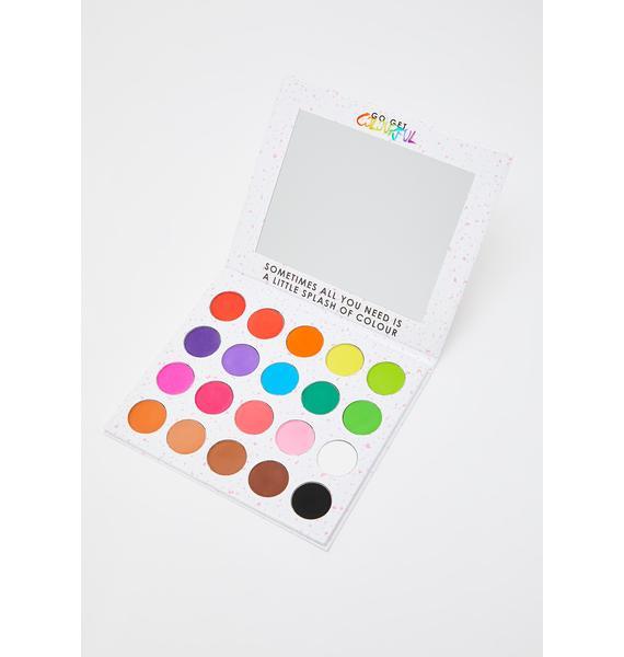 Go Get Glitter Go Get Colourful Face N' Body Palette