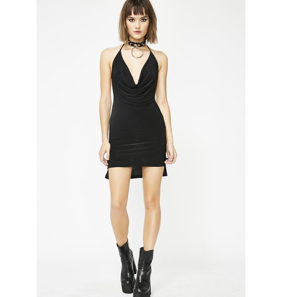 Late Nite Treat Mini Dress