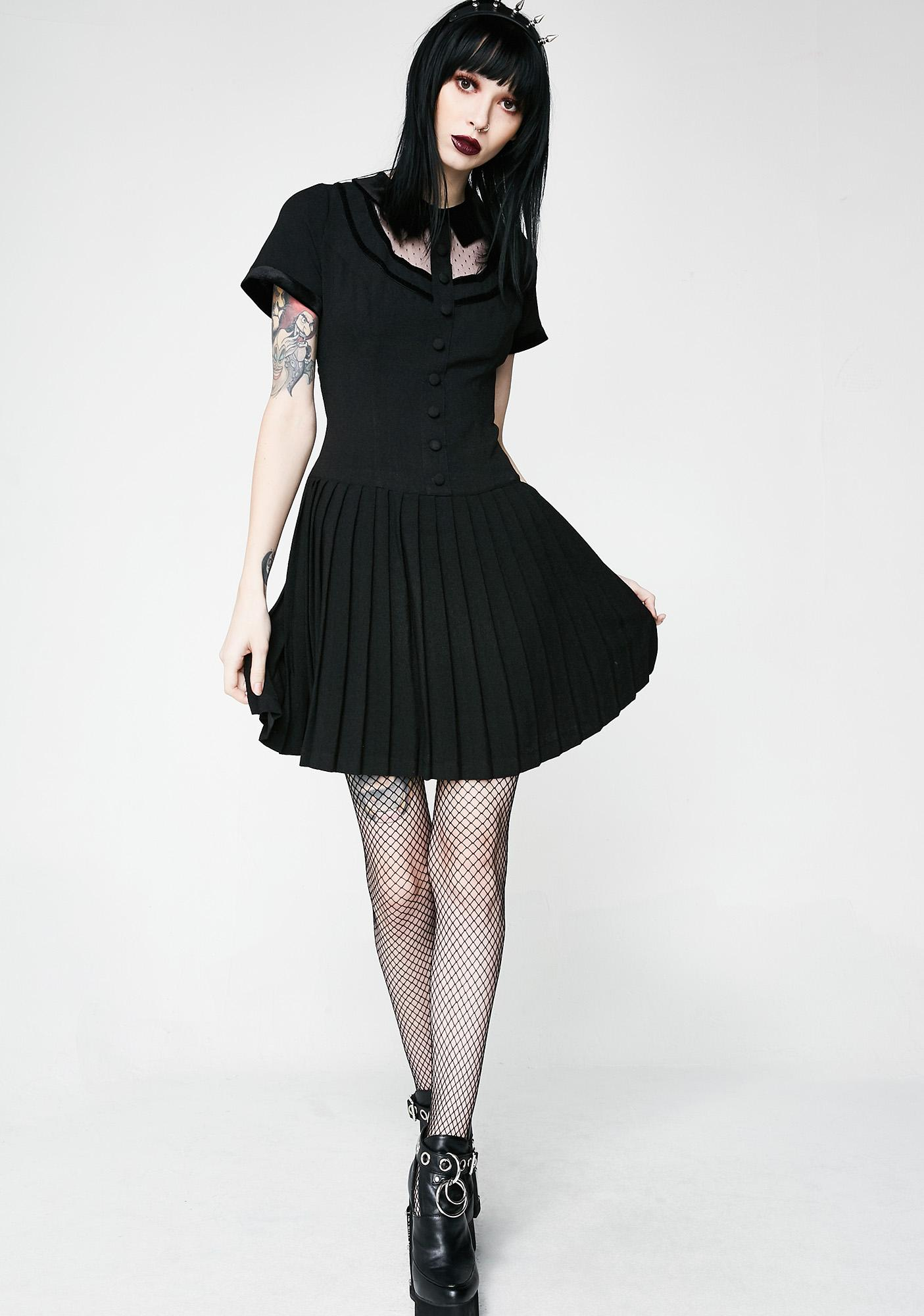 Hell Bunny Stephanie Mini Dress
