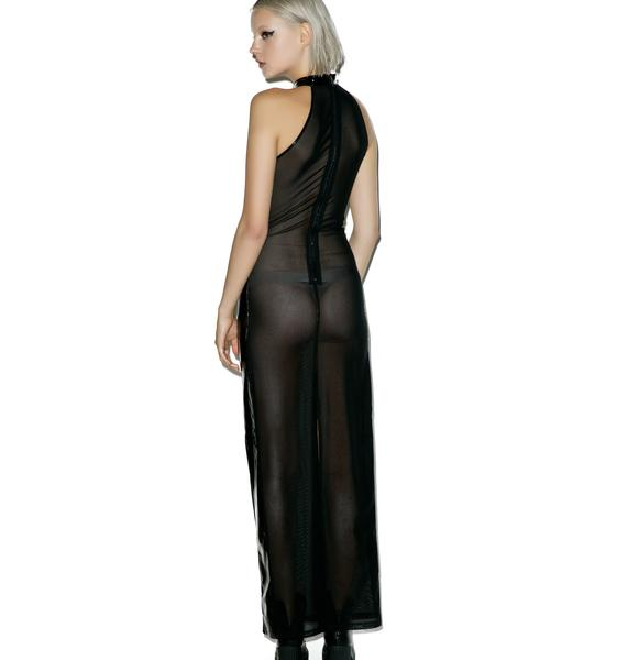 24HRS Not Yet A Mother Theresa Maxi Dress