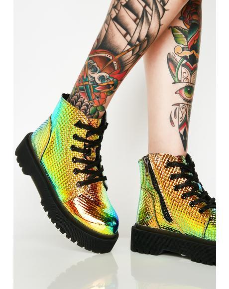 Slayr Pyramid Boots