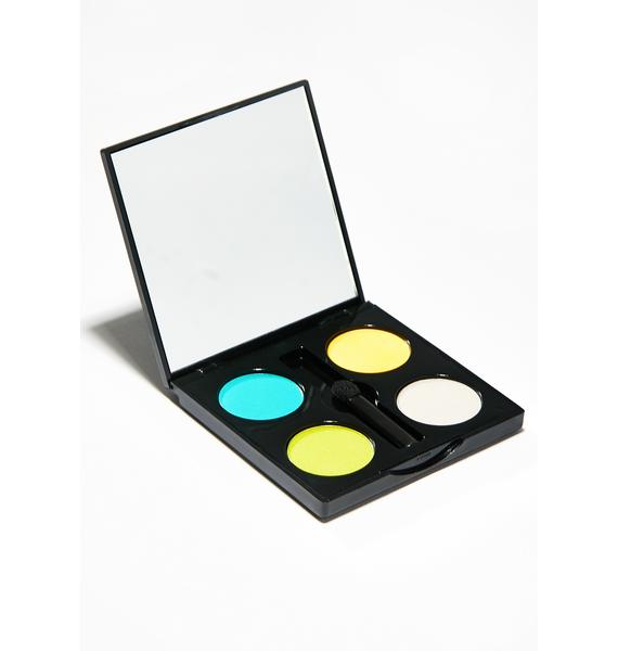 Fluide Seeing The Future Shadow Palette