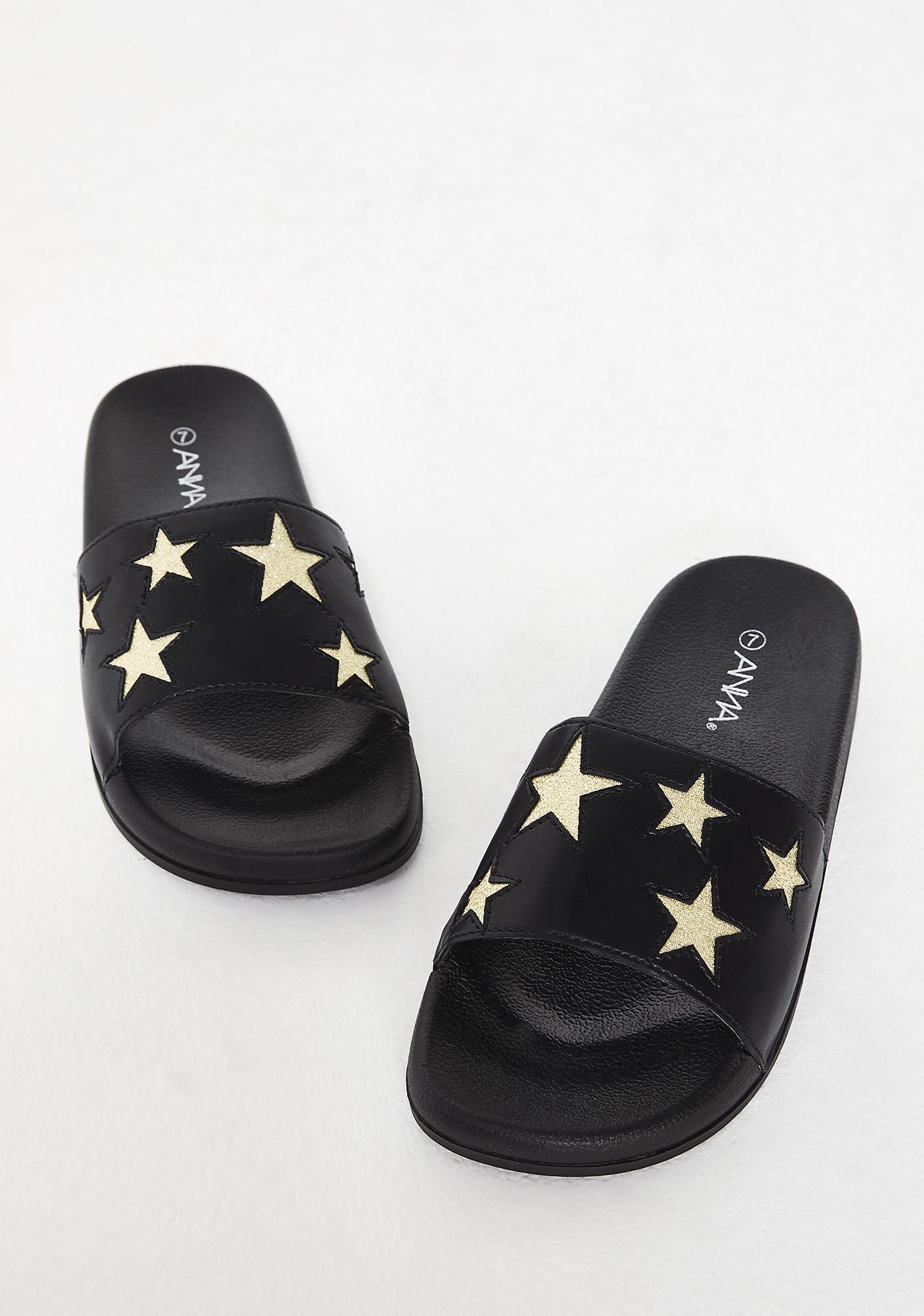 Dark All For Fame Star Slides