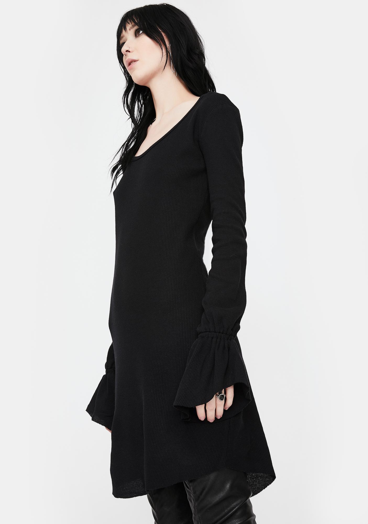 NOCTEX Roco Thermal Mini Dress