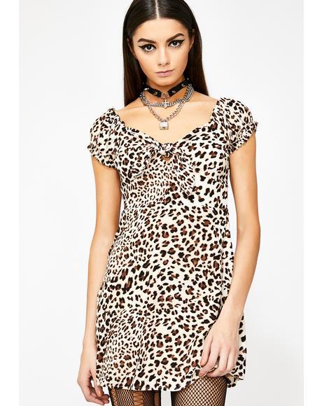 Furocious Lil Mama Mini Dress