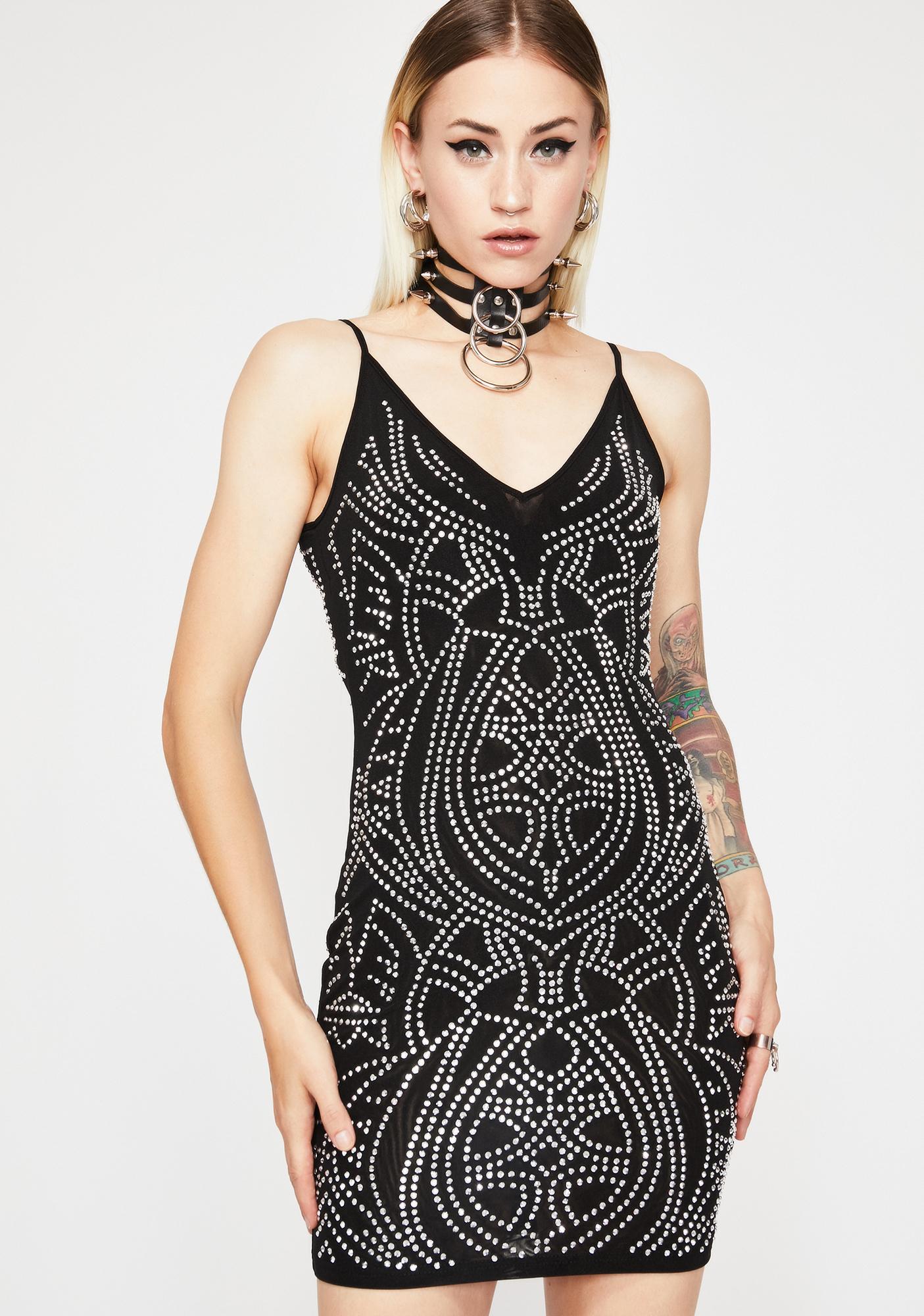 Your Loss Mini Dress