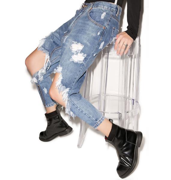 One Teaspoon King Pins Jeans