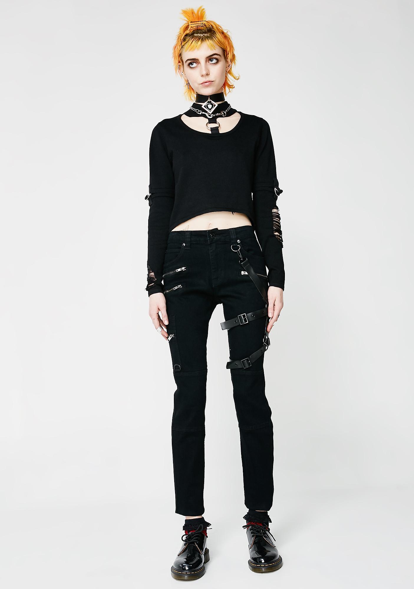 Killstar Deathwish Trousers