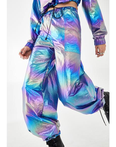 Psycho Stimulation Track Pants