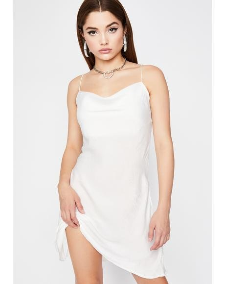 Subtle Temptations Mini Dress