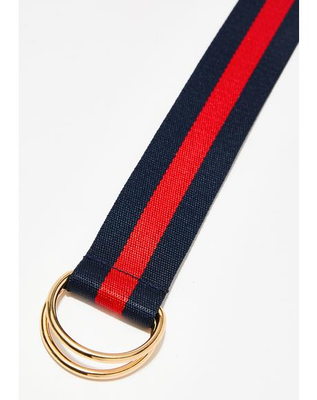 Blurred Lines Belt