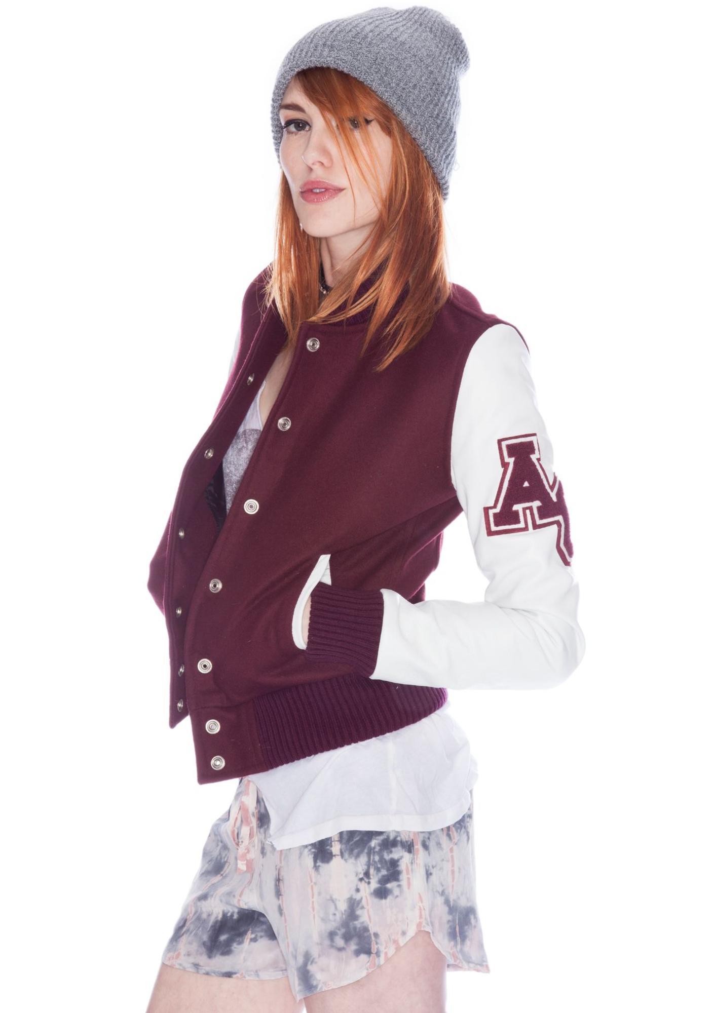 AC Varsity Jacket
