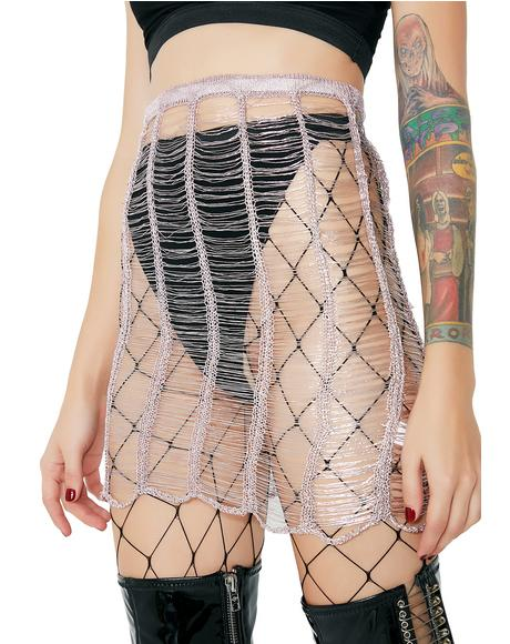 Violet Dawn Skirt