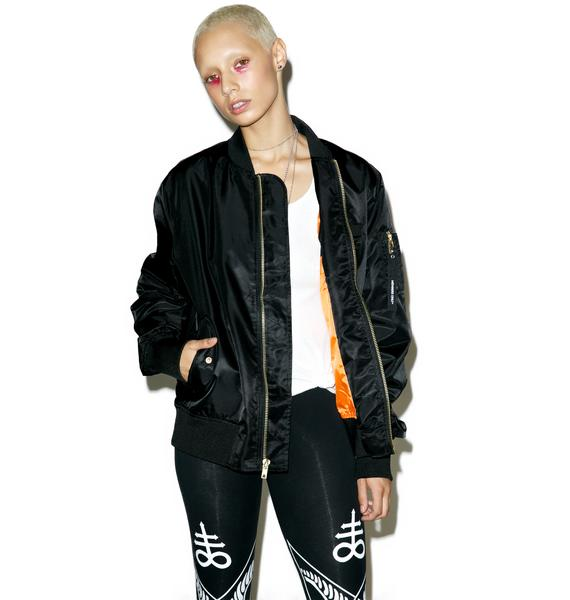 Members Only MA-1 Bomber Jacket