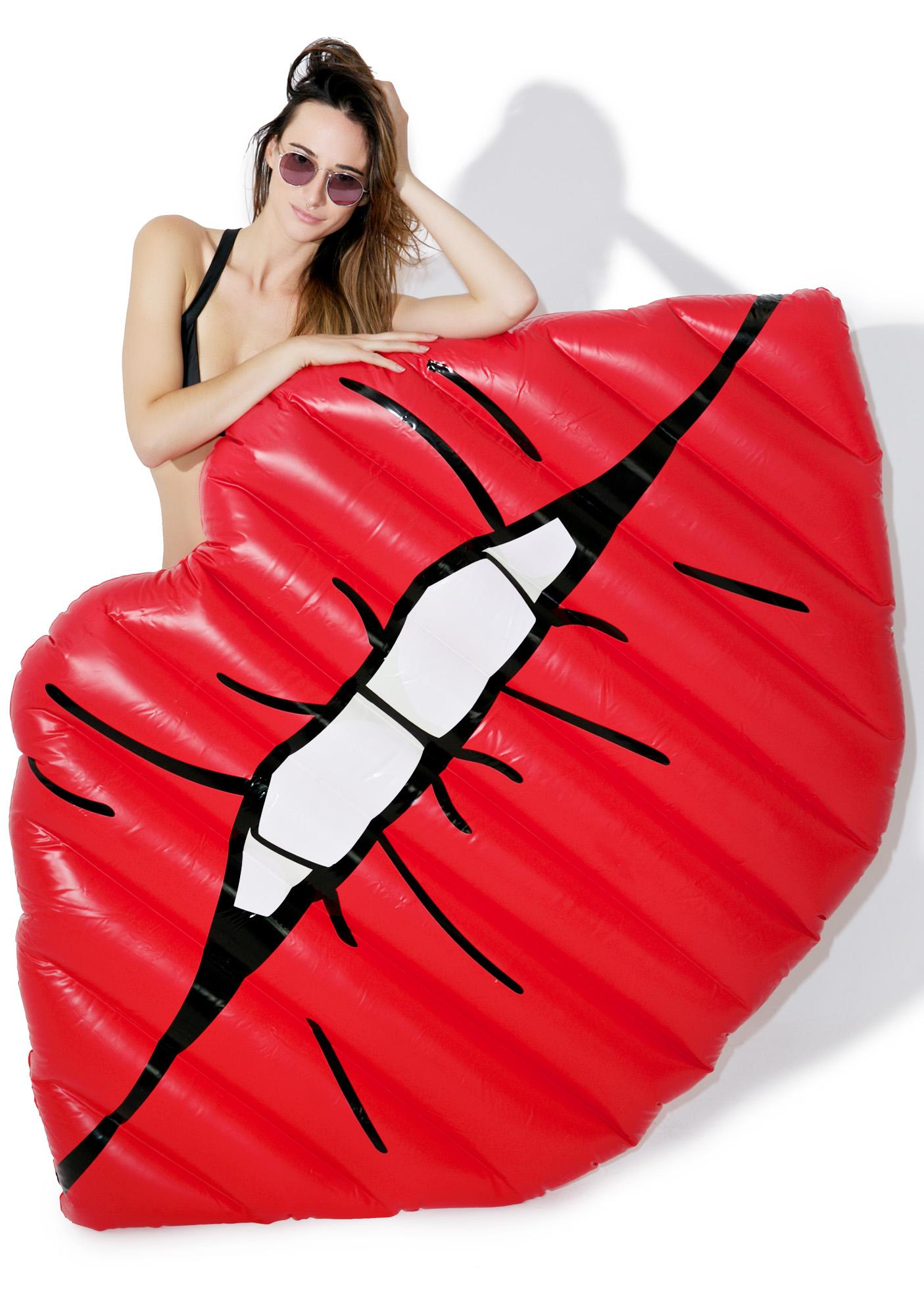 The Pool Room The Bite Me Inflatable