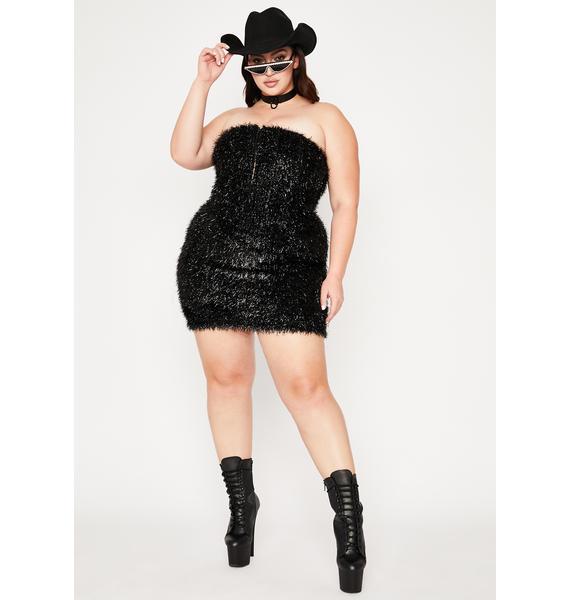 Let's Dance All Night Fringe Skirt