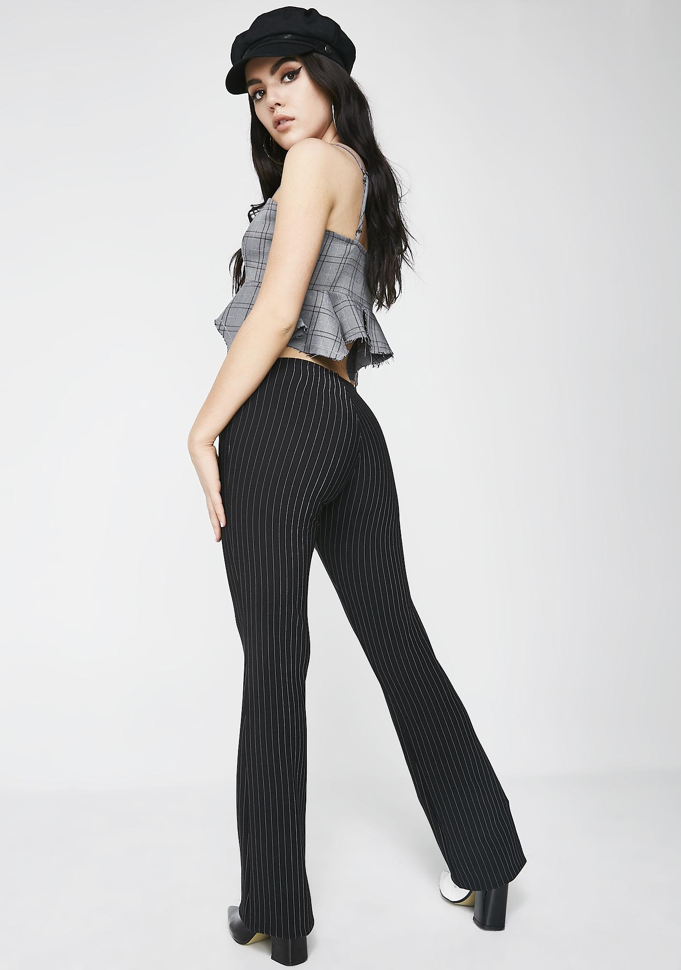 American Deadstock CEO Pinstripe Pants