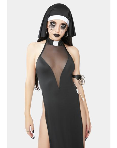 Divine Mistress Nun Costume