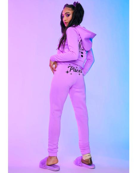 Psychic Player Pisces Joggers