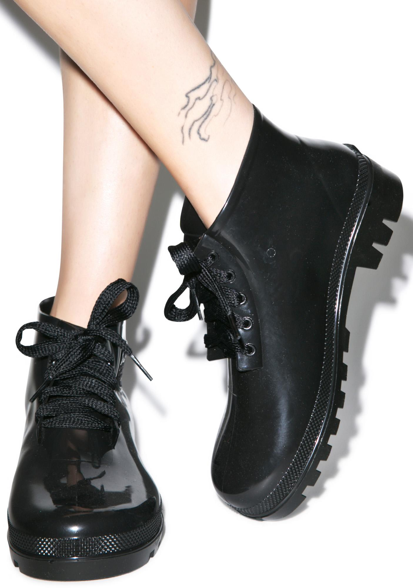 Juju Shoes Miller Time Lace Up Ankle Boot
