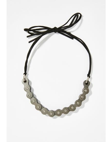 Action Zone Bike Chain Choker