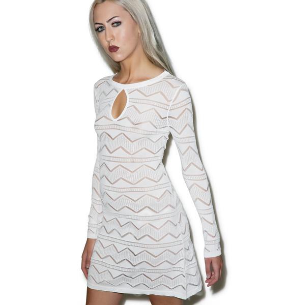 Glamorous Whitewater Dress