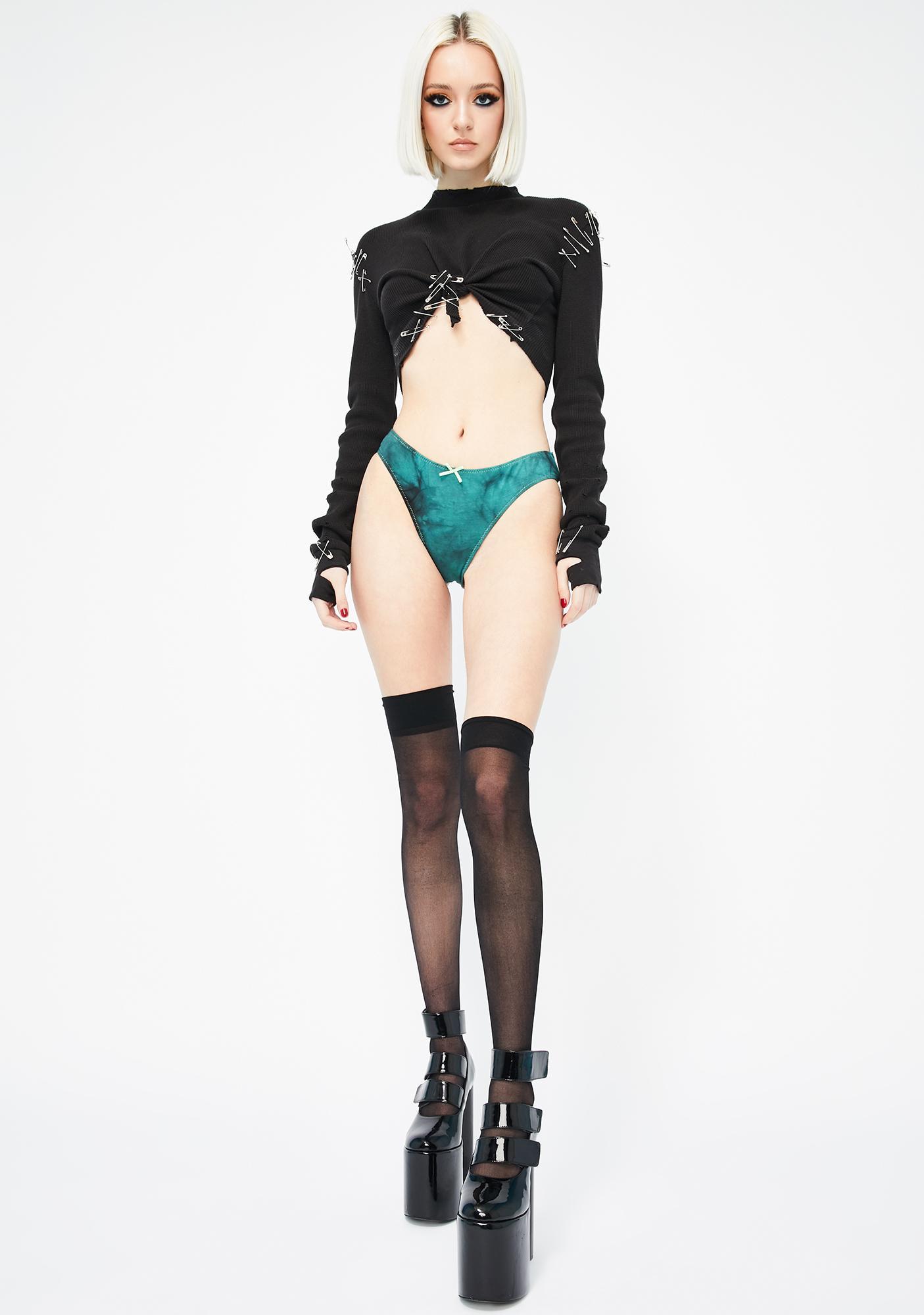 NGHTBRD Naughty Knickers Panties Set