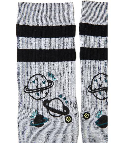 Homeland Classic Crew Socks