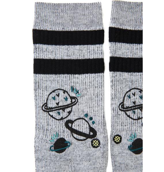 Stance Homeland Classic Crew Socks