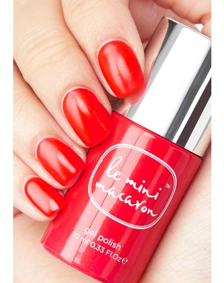 Cherry Red Gel Manicure Kit