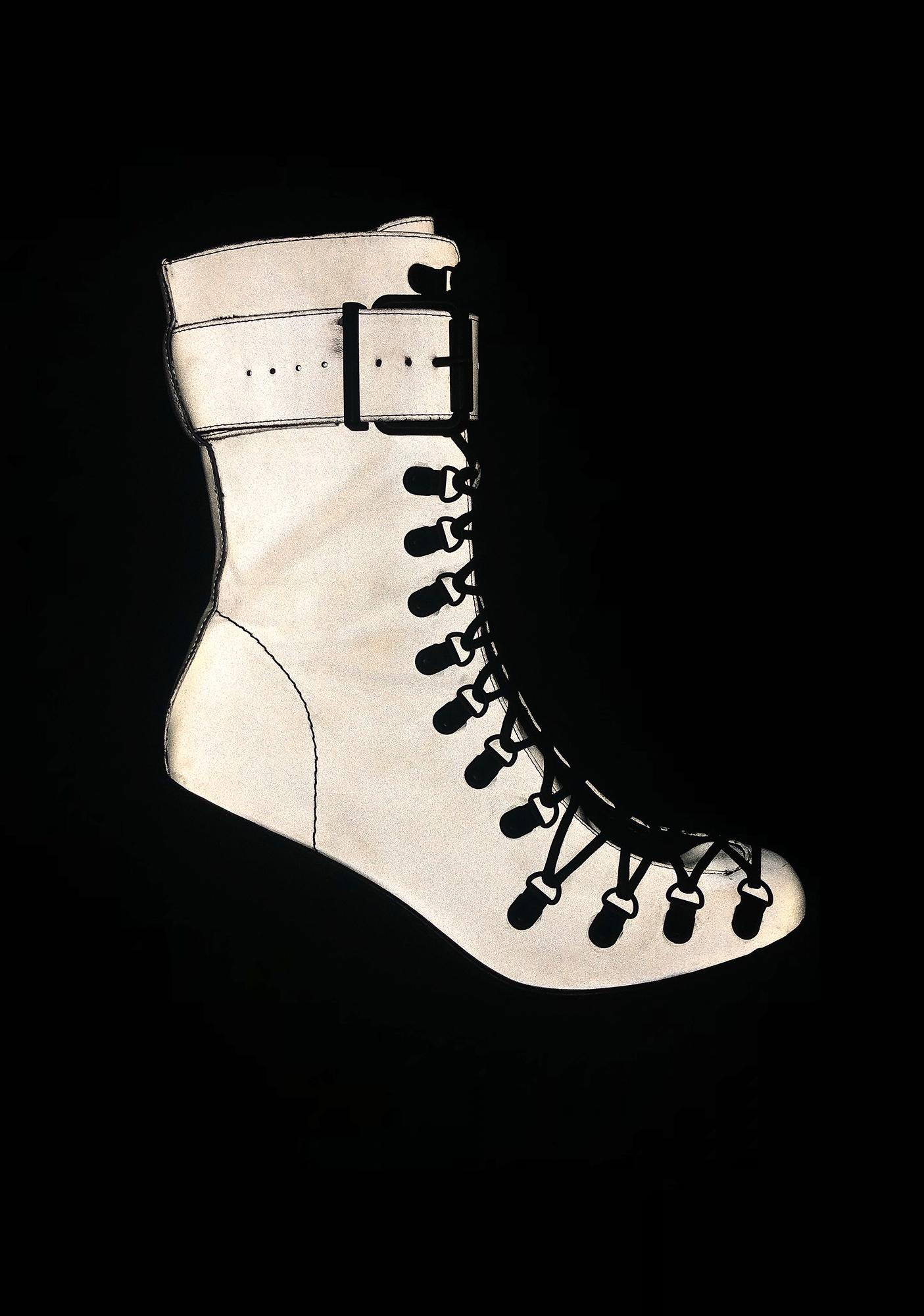 Club Exx Reflective Traitor Boots