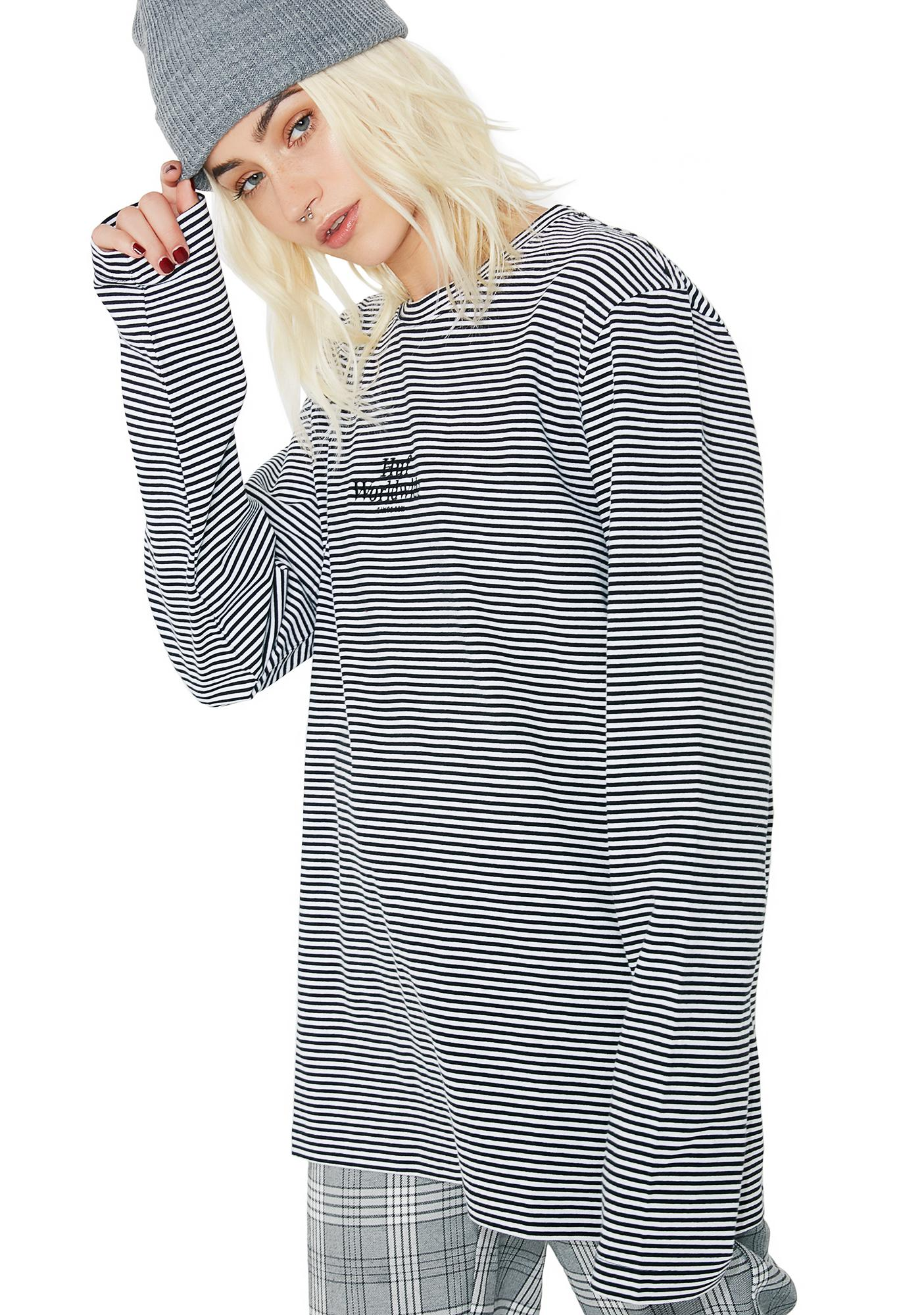 HUF Royal LS Stripe Shirt