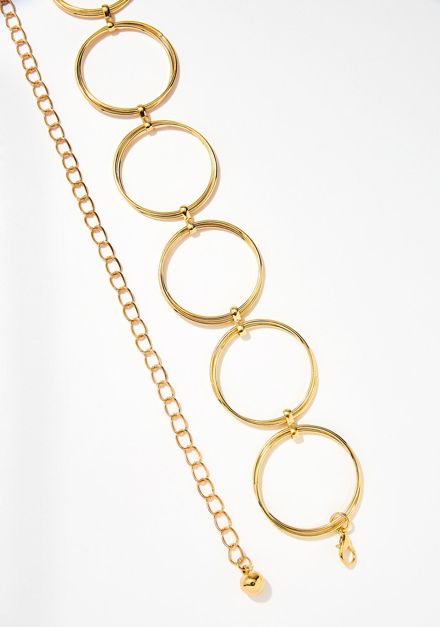 Miami Mami O-Ring Belt Chain