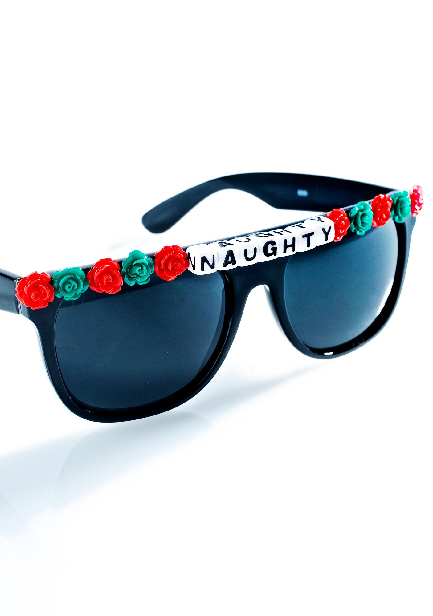 Rad and Refined Naughty Sunglasses