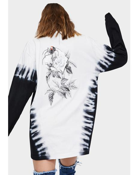 Widow Long Sleeve Graphic Tee