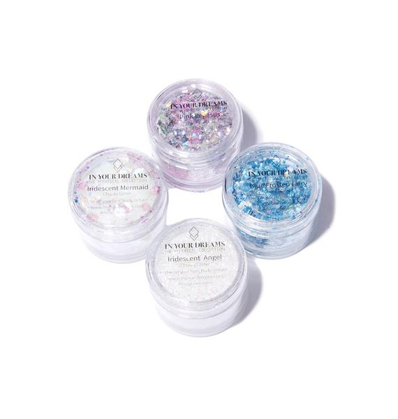 In Your Dreams Mermaid Glitter And Gem Set